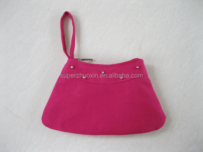 The most fashionable elegant cheap canvas purse