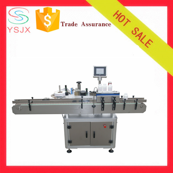 Automatic Self Adhesive Sticker Labeling Machine
