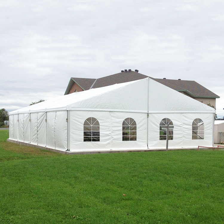 COSCO Clear Span Marquee Wedding Tent Large White Church Event Tents