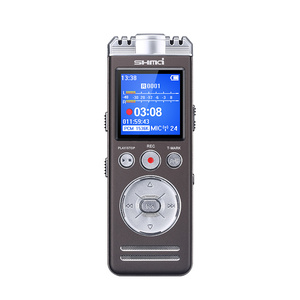 Linear PCM recording line in recording smart audio recorder