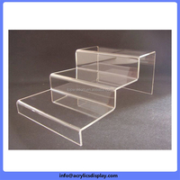 China manufacture Best sell shoe display stand acrylic