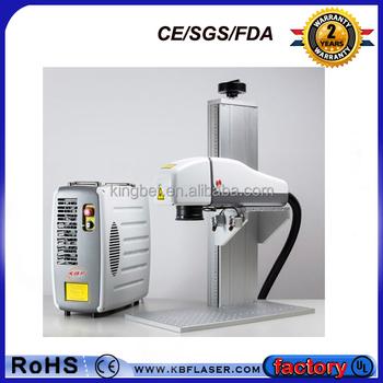 Mini Diy Fiber Laser Machine 20w 30w 50w Portable Fiber