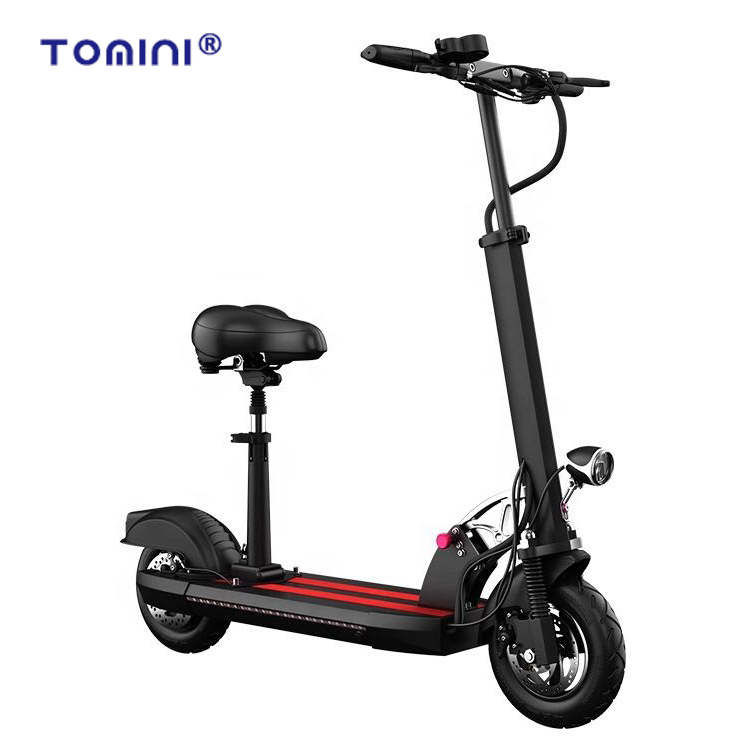 2019 Fashionable 48V 500W 2 wheel dualtron folding electric scooter for adults
