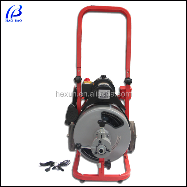 HAOBAO High Quality Products MD50 Drain Cleaning Equipment for Sale