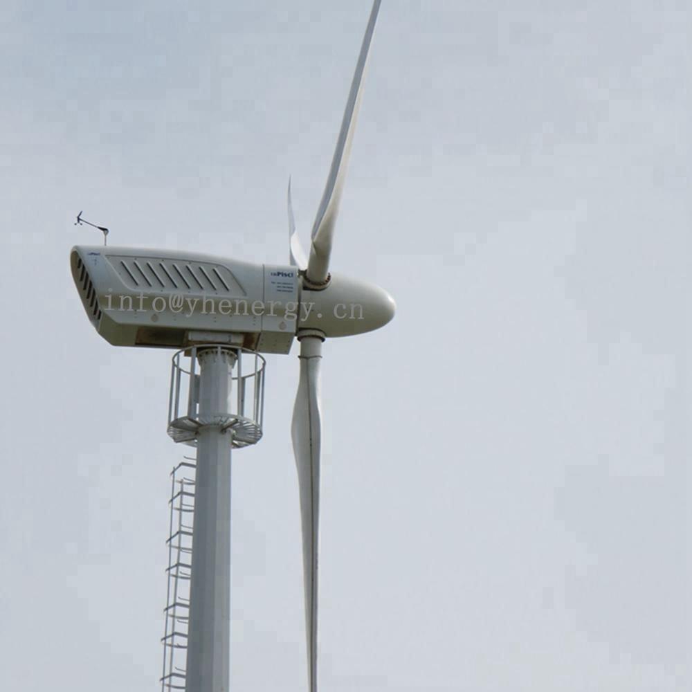 Finden Sie Hohe Qualität 100kw Windgenerator Preis Hersteller und ...