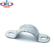 good quality gi malleable iron 20mm emt tube clip