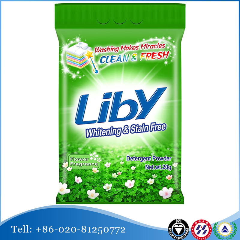 Liby Whitening Detergent Powder Washing Clothes