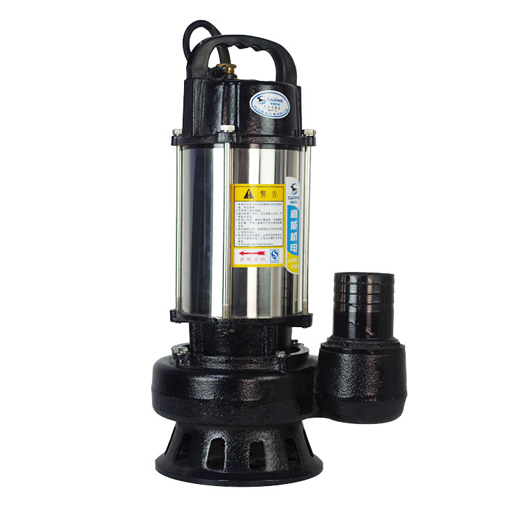 Acid resistant submersible sump pumps stainless steel sewage water pump
