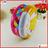 top sale high quality customed round cookie tin box factory