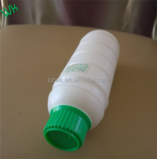 250ml HDPE+AD+EVOH COEX Plastic bottle for chemical from china