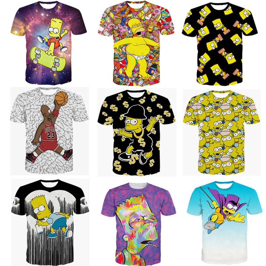 Popular Homer Characters