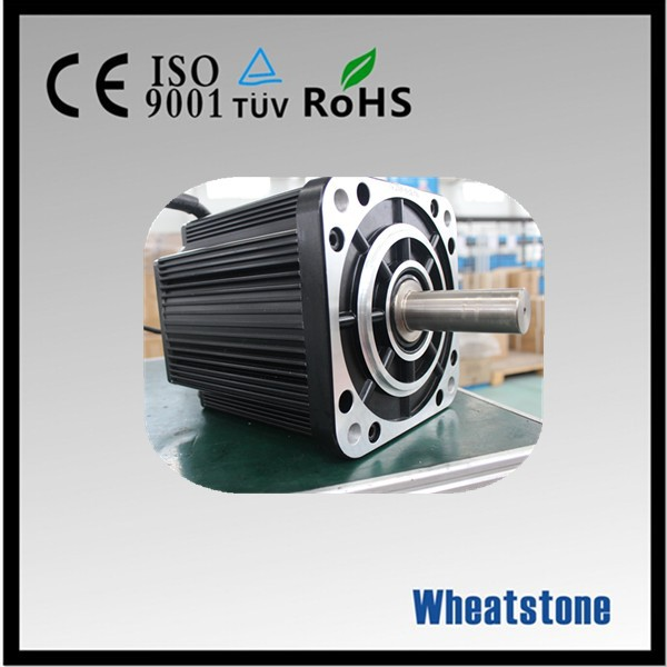 10kw 48v brushless dc electric car hub motor for smart car