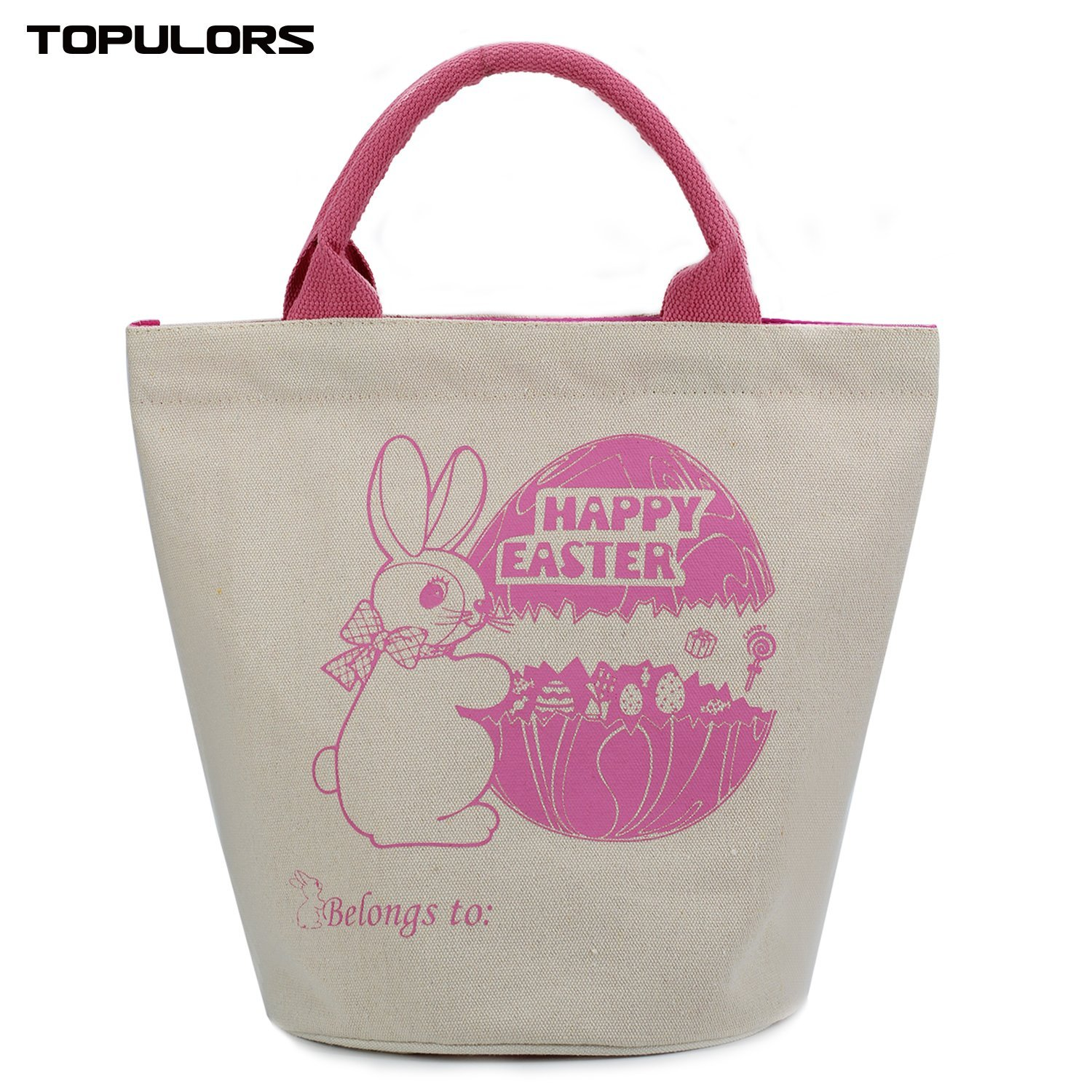 Cheap easter bag ideas find easter bag ideas deals on line at get quotations easter gift bag easter presents for kids from easter bunny basket personalized easter eggs basketsbags for negle Choice Image