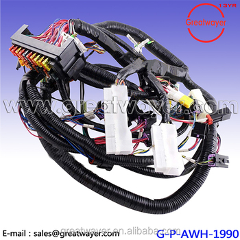 fuse box 30a cabin pc 200 7 komatsu excavator wiring harness buy fuse box 30a cabin pc 200 7 komatsu excavator wiring harness