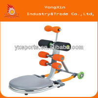 total core ab exerciser manual YX-AB8018C-3