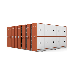 2018 best selling mobile or compact shelving/Office Filing Cabinet Mechanical Mobile Shelving Storage System