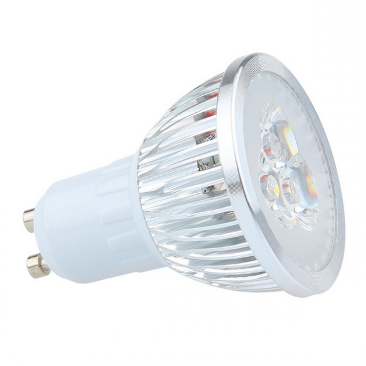 5PCS/lot 5W GU10 AC85~265V cold white/warm white LED Downlight LED Bulb Light Led Spotlight Free Shipping