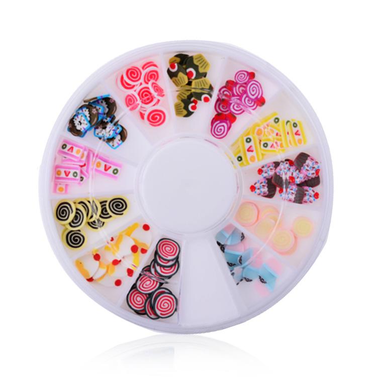 6cm 6cm 3d nail art bijoux ongles strass ongles decoracion de unas nail glitter decorazioni unghie
