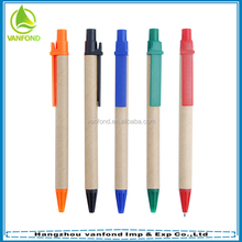 china pen factory direct personalized eco pen promotional cheap ballpen