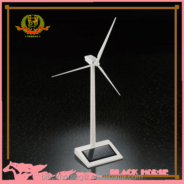 Desktop windmill promotional gift and trophy