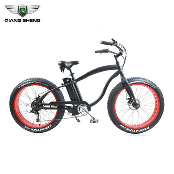 Fat Tire Mountain Bike, Electric Beach Bike, Electric Snow Bicycle