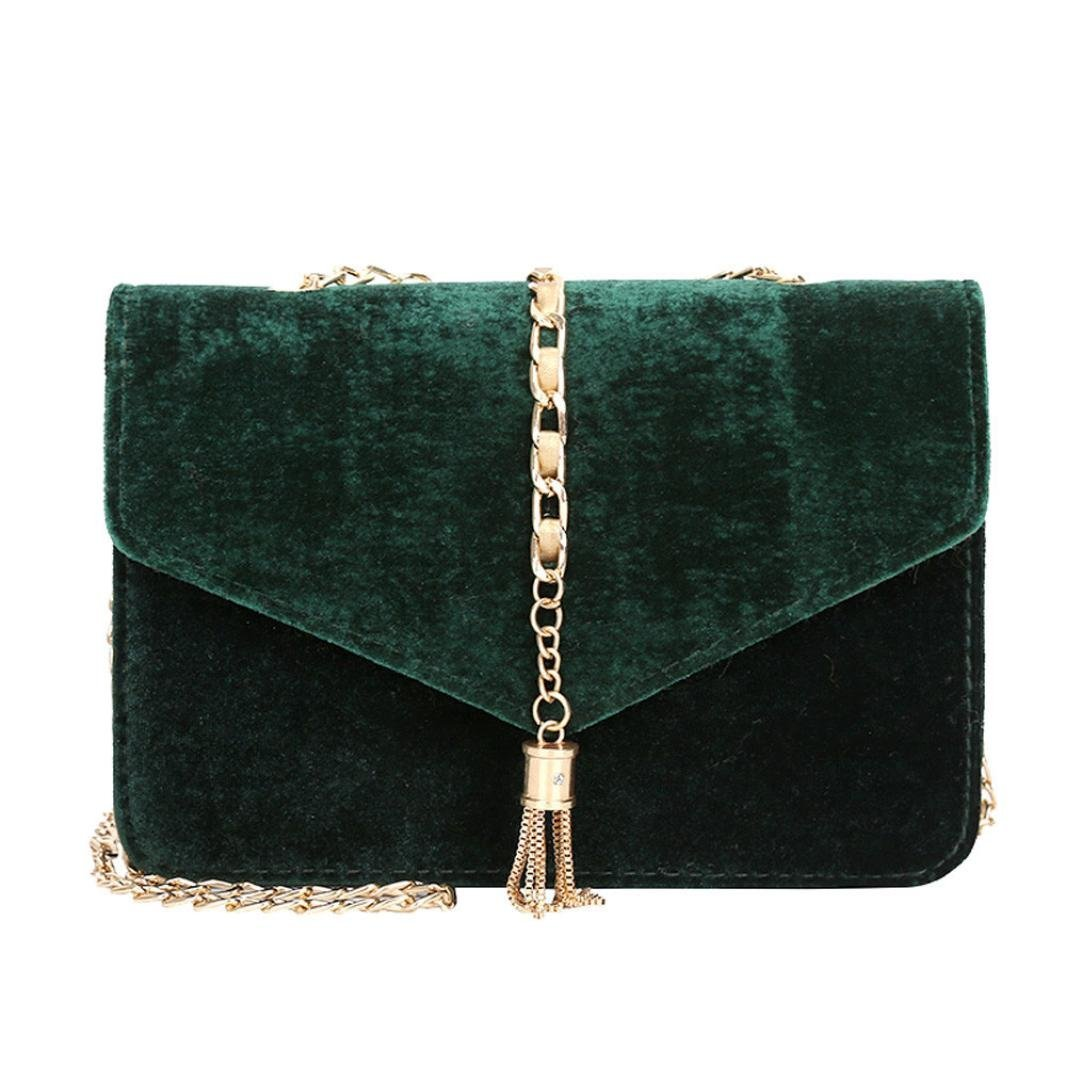 ae1430754e29 Cheap Green Suede Purse, find Green Suede Purse deals on line at ...