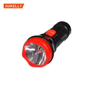 High Power Portable Plastic super bright emergency Torch Rechargeable LED lamp Household mini flashlights cheap