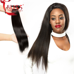 Longer 2inch Brazilian Human Hair 3 IN 1 Bliss Emerald Package Hair for A Style
