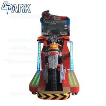 Racing Car simulator race car game arcade kids car game machine