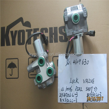 SOLENOID FOR 4609630 100% REAL SHOT ZX470LC-3 ZX330LC-3 ZX350LC-3 ZX240LC-3