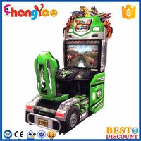 Power Truck Racing Game Play Land Equipment