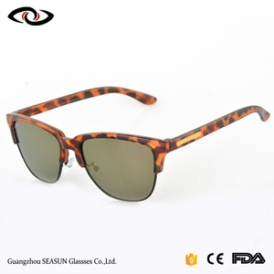 e9a73f611d5 Factory make UV400 polarized lenses sunglasses HD version custom brand sun  glasses for outdoor sports
