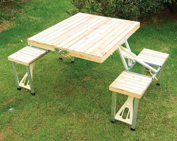 bois table de camping pliante table pliante id de produit 582521534. Black Bedroom Furniture Sets. Home Design Ideas