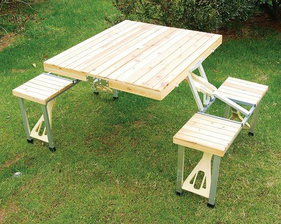 bois table de camping pliante table pliante id de produit. Black Bedroom Furniture Sets. Home Design Ideas