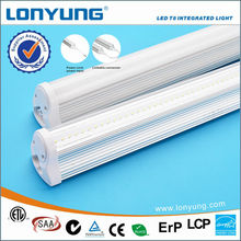 Super Bright ETL DLC TUV 240CM 220V 230V Led Tube Light 36W T8 Linear Light