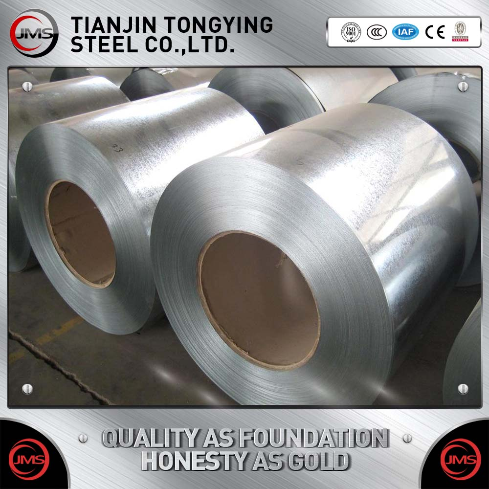 dx51d z100 coled roll galvanized steel coil