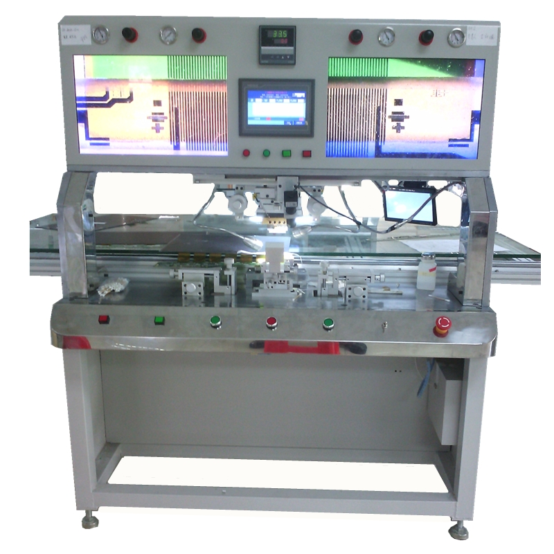 TAB COF COG FPC FOG ic bonding machine ACF bonding machine LCD LED TV panel opencell laptop scherm repareren machine