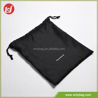 Profession custom screen printing twill polyester drawstring bag