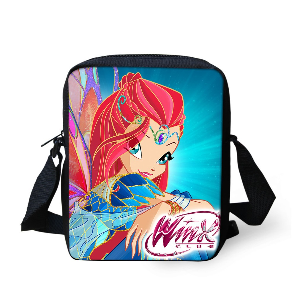 9b0a236524ea Get Quotations · 2015 Hot Sale Winx Club Dolls Original Bag Girls Cartoon  School Bags Children Cute Book Bags