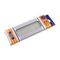 China Factory Breadboard 830 Point Solderless PCB BreadBoard MB-102 MB102 Test Develop DIY Solderless Breadboard 830
