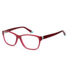 Ацетатные женские очки, оправа для компьютера, фирменный дизайн, прозрачные оптические очки для близорукости # BC3515(Китай)