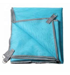 100% Polyester Waterproof Useful Foldable Picnic Sand Free Beach Mat