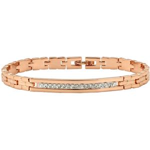 71533 Xuping wholesale fashion new design gold copper jewelry bracelet women, rose gold bangle bracelet