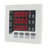 newest port digital three phase volt combined meter
