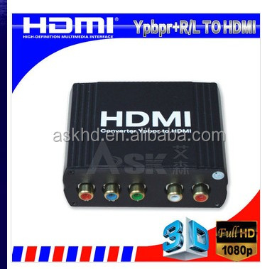 hot HDCP ypbpr to hdmi mkv-336 upscaling 1080