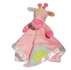 Wholesale high quality plush stuffed cute animal toy baby doudou pinafore