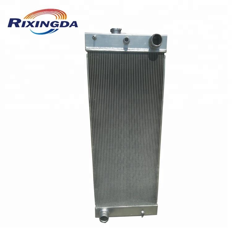Best Prices Aluminum Radiators For Komatsu Excavator Manufacturer China -  Buy Komatsu Radiators,Excavator Radiator,Radiator For Excavator Product on