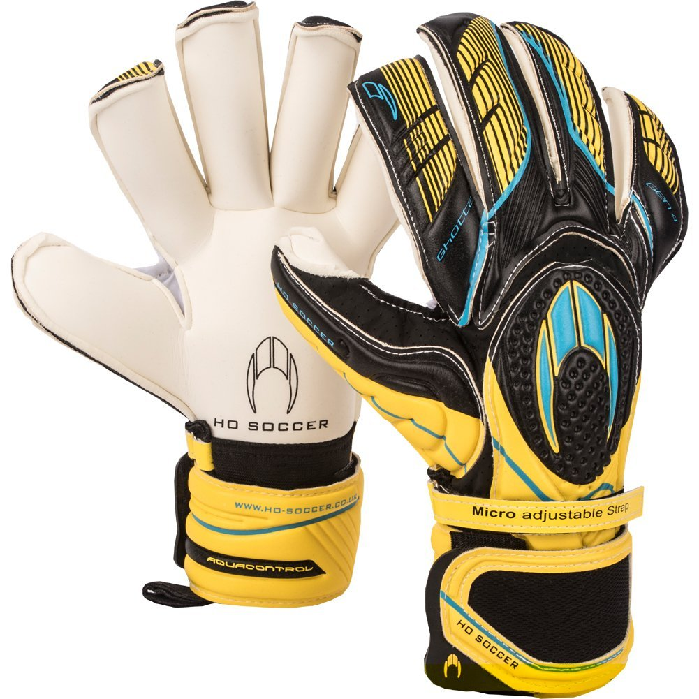 HO GHOTTA ROLL FINGER Goalkeeper Gloves Size
