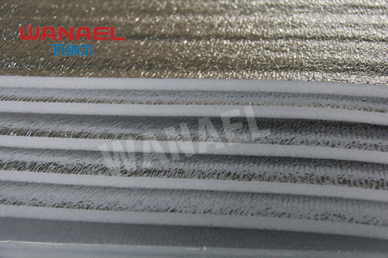 Wananel Aluminum Foil EPE Pet House Roof Insulation
