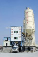 High quality and cost effective stationary concrete batching plant